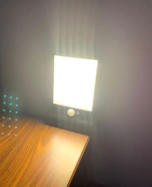 FLAT LIGHT (WARM LIGHT)