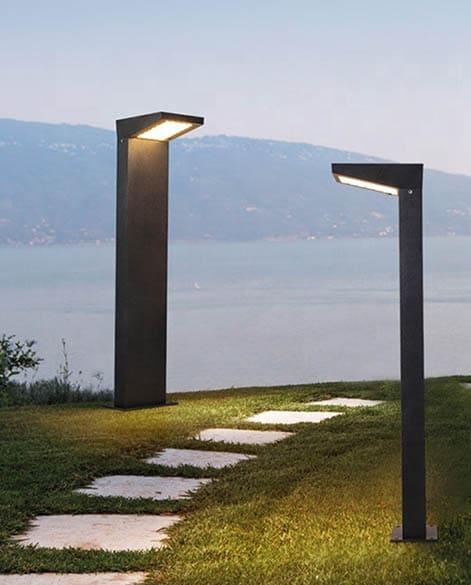 Solar Powered Garden Lights