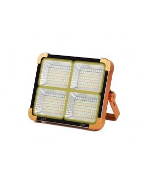 Solar Emergency Light with 12,000mAh Power Bank