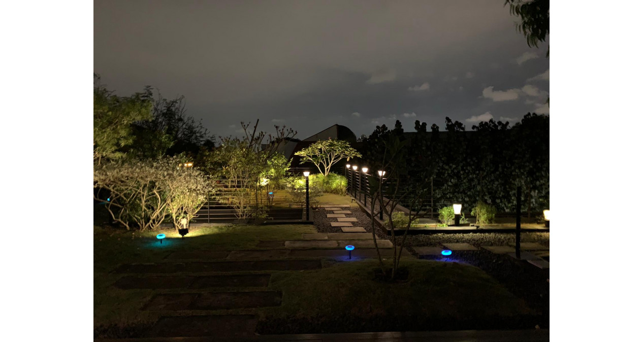 Path Lamps